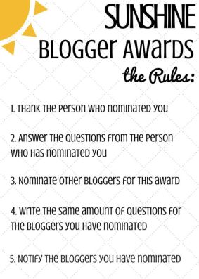 the-rules-of-the-sunshine-blogger-award