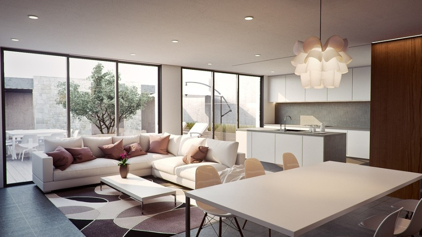 11 Tips on how to make a small home lookbigger