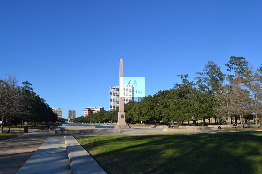 Hermann Park, Houston and….